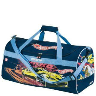 Arena Herren Sporttasche Hot wheels Pool bag, denim, B 54cm x H28cm x T 26cm: Sport & Freizeit