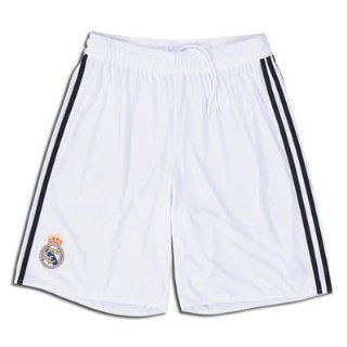 Adidas Real Madrid Hose home trikot short 315116 Gr. XXL   62: Sport & Freizeit