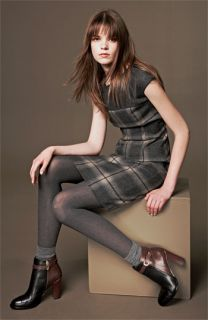 Weekend Max Mara Dress & Ivanka Trump Boot
