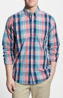 Cutter & Buck Roller Coaster Plaid Sport Shirt