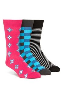 Richer Poorer The Long Weekend Socks Gift Set (3 Pack)