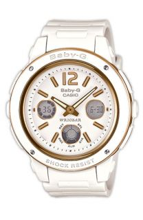 Baby G Dual Movement Watch, 43mm