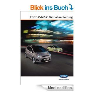Ford C MAX Betriebsanleitung (Europe) eBook Ford of Europe Kindle Shop