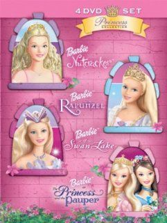 Barbie   Princess Collection [UK Import]: Barbie: DVD & Blu ray