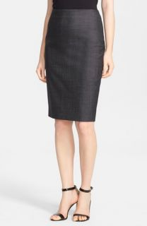 Jones New York Lucy   Seasonless Stretch Pencil Skirt