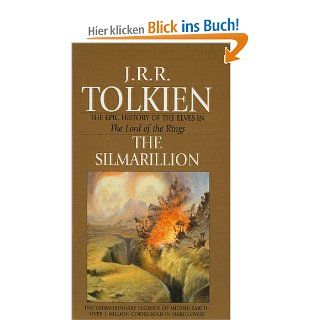 The Silmarillion: Christopher Tolkien, J. R. R. Tolkien: Englische Bücher