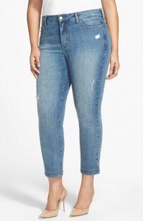 NYDJ Audrey Stretch Skinny Ankle Jeans (Plus Size)
