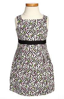 Milly Minis Ocelot Print Shift Dress (Toddler Girls, Little Girls & Big Girls)