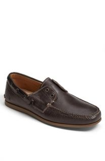 John Varvatos Star USA Schooner Boat Shoe