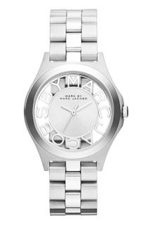 MARC BY MARC JACOBS Henry Skeleton Bracelet Watch, 34mm