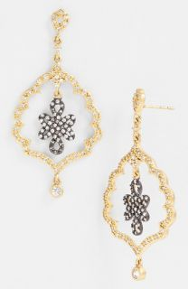Freida Rothman Gramercy Love Knot Drop Earrings