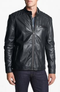 Marc New York by Andrew Marc Quincy Moto Jacket