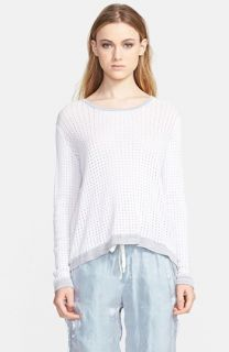rag & bone Arianna Pointelle Sweater