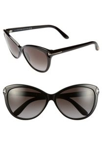Tom Ford Telma 60mm Cat Eye Sunglasses