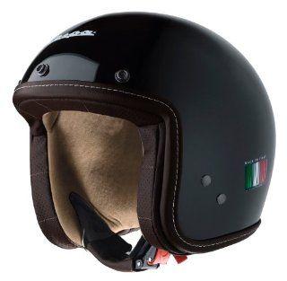 Vespa Jethelm P Xential Gr. S schwarz gl�nzend PX: Motorrad