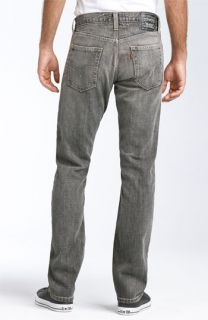 Levis® Red Tab™ 514™ Slim Straight Leg Jeans (Carbon Grey Wash)