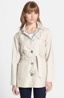 Barbour Oak Reversible Trench Coat
