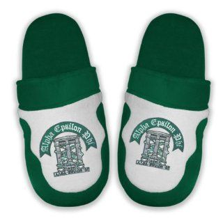 Alpha Epsilon Phi Crest Slippers: Health & Personal Care