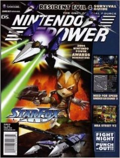 NINTENDO POWER, THE ONLY OFFICIAL SOURCE (STARFOX ASSAULT, RESIDENT EVIL 4 SURVIVAL GUIDE, VOLUME 189): NINTENDO: Books
