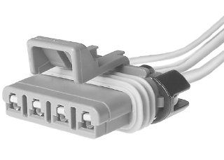 ACDelco PT1231 Female 4 Way Wire Connector with Leads: Automotive