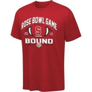 Stanford Cardinal 2013 Rose Bowl Bound T Shirt