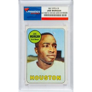 Joe Morgan Houston Astros 1969 Topps #35 Card