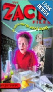 Zap! I'm a Mind Reader (The Zack Files): Dan Greenburg: 9780590149648: Books
