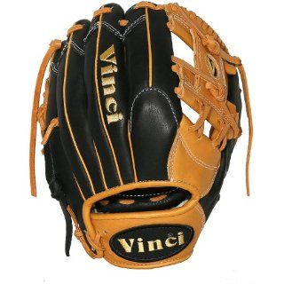 Vinci Infielder's Baseball Glove Model Jv21 L 11.5 Inch With I Web Right Hand Th : Sports & Outdoors