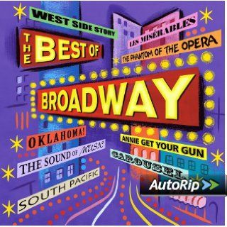 The Best of Broadway: Music