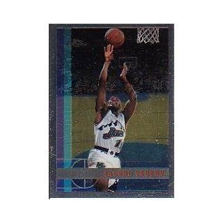 1997 98 Topps Chrome #199 Jacque Vaughn RC: Sports Collectibles