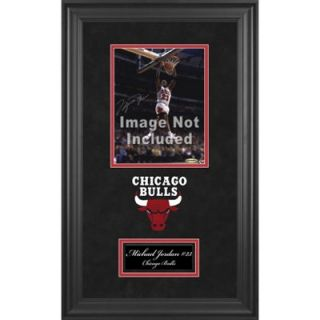 Chicago Bulls Deluxe 8 x 10 Team Logo Frame