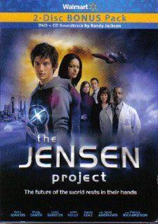 The Jensen Project Kellie Martin, Brady Smith, Levar Burton, Justin Kelly, Douglas Barr, Jeff Grant, Brian Wells Movies & TV