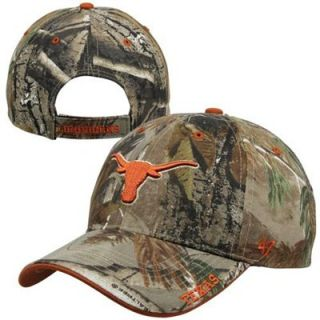 47 Brand Texas Longhorns Frost Adjustable Hat   Realtree Camo