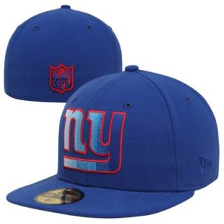 New Era New York Giants Ombred 59FIFTY Fitted Hat   Royal Blue