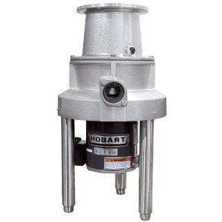Hobart FD3/150 1 Commercial Garbage Disposer with Adjustable Bullet Feet 1 1/2 HP 208 240/480V: Home Improvement