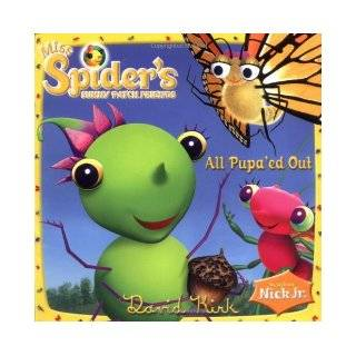 Miss Spider: All Pupa'ed Out: David Kirk: 9780448438023: Books