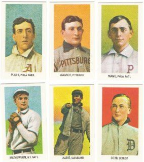 1909 1911 T206 (Reprints)   New York Giants Team Set: Sports Collectibles