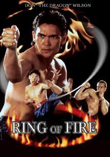 Ring of Fire: Don 'The Dragon' Wilson, Maria Ford, Vince Murdocco, Dale Jacoby:  Instant Video