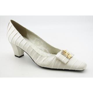 J Renee Women's 'Felicity' Fabric Dress Shoes Narrow Heels