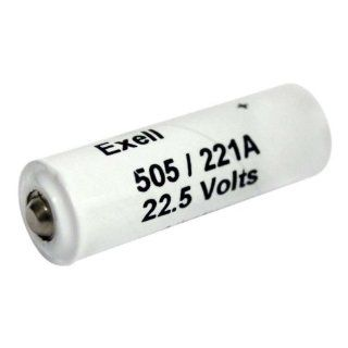 A221 505A Alkaline 22.5V Battery NEDA 221 BLR155 15F15: Everything Else