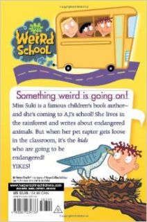 My Weird School #17: Miss Suki Is Kooky!: Dan Gutman, Jim Paillot: 9780061234736: Books