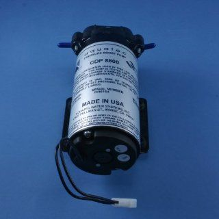 "Aquatec 6800 Series RO Booster Pump for up to 50 GPD 1/4""JG 24 VAC 6840 2J03 B221S   Inflatable Bed Pumps"