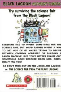 The Science Fair from the Black Lagoon (Black Lagoon Adventures, No. 4): Mike Thaler, Jared Lee: 9780439557177: Books