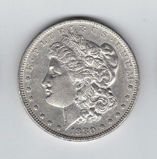 1880 Morgan Silver Dollar: Everything Else