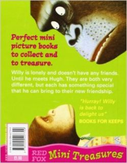 Willy and Hugh (Red Fox Mini Treasure): Anthony Browne: 9780099407799: Books
