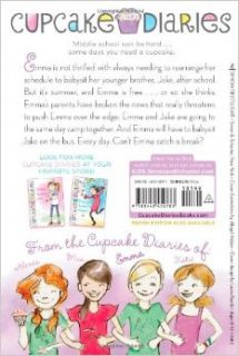 Emma All Stirred Up! (Cupcake Diaries): Coco Simon: 9781442450783: Books