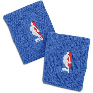 For Bare Feet NBA Wristbands   Basketball   Accessories   NBA League Gear   Royal