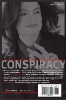 Michael Jackson Conspiracy: New Edition: Aphrodite Jones, Michael Jackson, Tom Mesereau: 9780615686202: Books