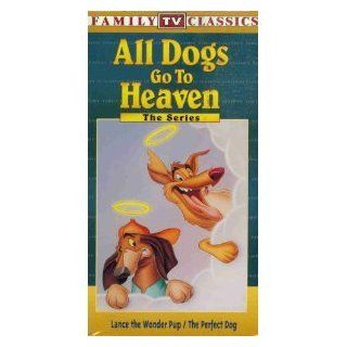 All Dogs Go To Heaven   The Series (Lance the Wonder Pup / The Perfect Dog): Steven Weber, Dom DeLuise, Sheena Easton: Movies & TV