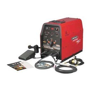 AC/DC TIG Welder, 5 230 A, 208/230 V, 1 Ph   Arc Welding Equipment